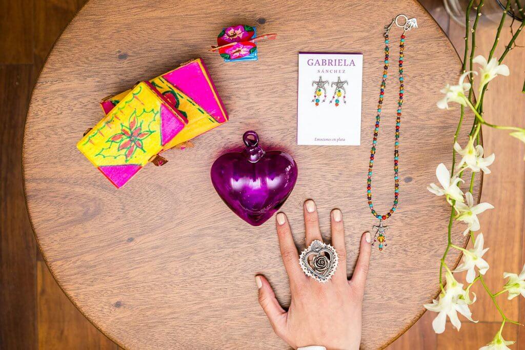 joyas mexicanas gabriela sanchez amante de mexico