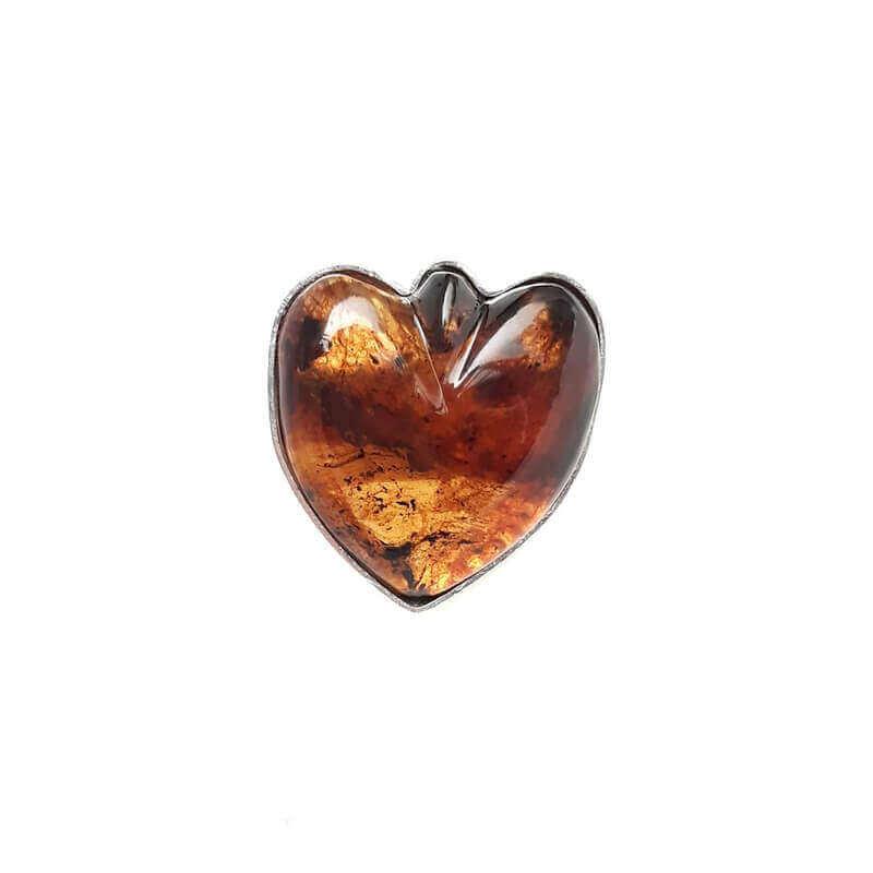 joyas mexicanas gabriela sanchez ambar corazon