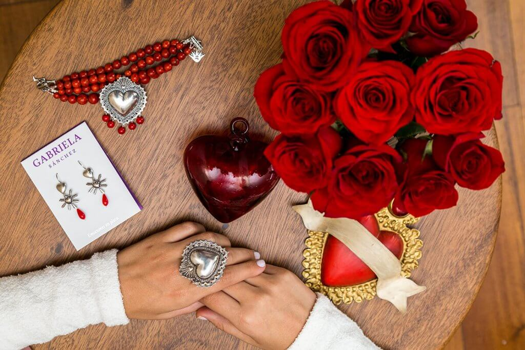 joyas mexicanas gabriela sanchez romantica