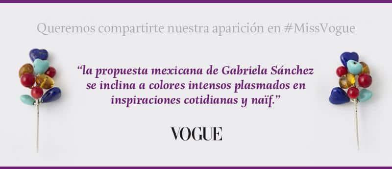 joyas mexicanas gabriela sanchez missvogue