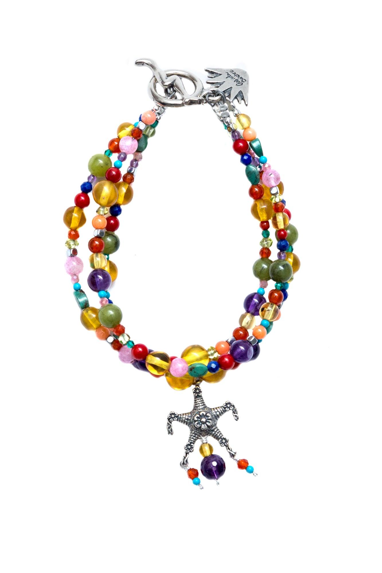 joyas mexicanas gabriela sanchez pinata colores pulsera