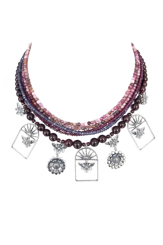 joyas mexicanas gabriela sanchez collar amo mi jardin collar gabriela sanchez 28405121318967