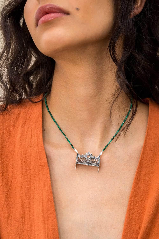 joyas mexicanas gabriela sanchez collar banquita collar gabriela sanchez 28423847018551