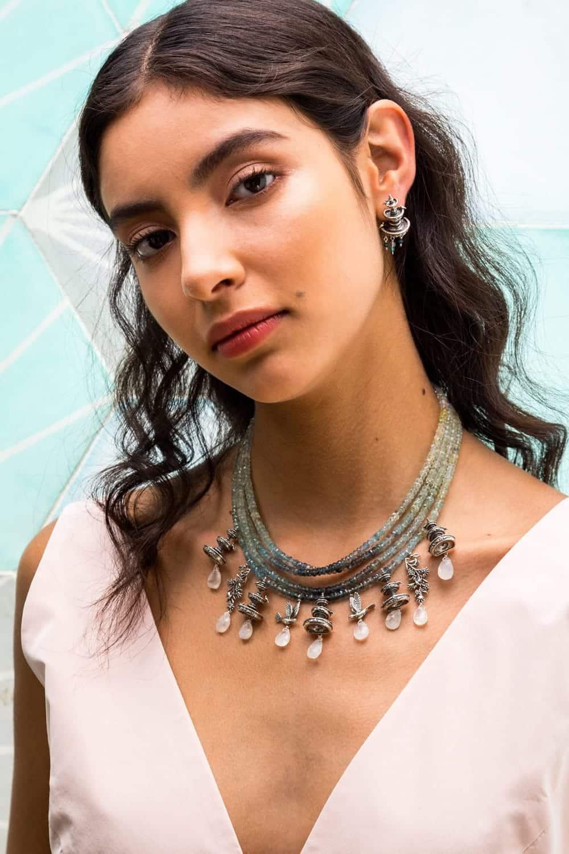 joyas mexicanas gabriela sanchez collar canto del agua collar gabriela sanchez 28427592237111