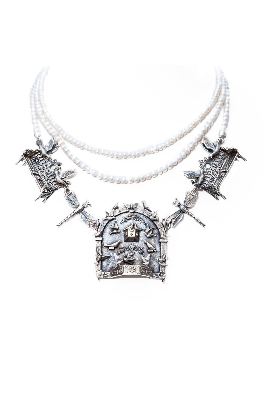 joyas mexicanas gabriela sanchez collar dia de campo collar gabriela sanchez 28423853834295