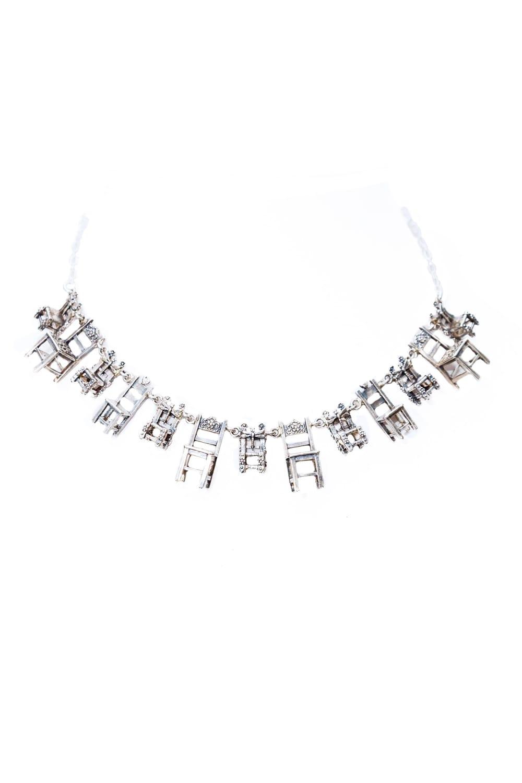 joyas mexicanas gabriela sanchez collar el juego de las sillas collar gabriela sanchez 28420548591671