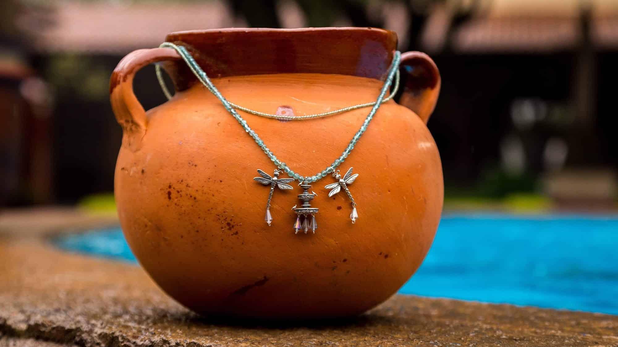 joyas mexicanas gabriela sanchez collar el sonido del agua collar gabriela sanchez 28407614930999