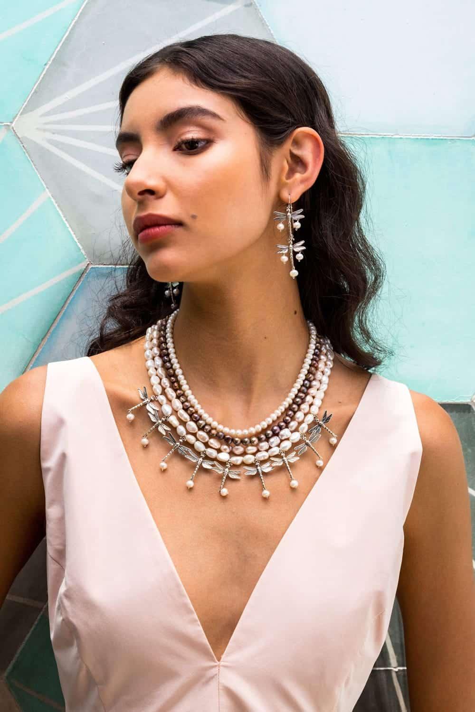 joyas mexicanas gabriela sanchez collar fuerza femenina collar gabriela sanchez 28427700731959