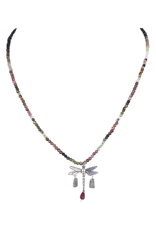 joyas mexicanas gabriela sanchez collar libelula y turmalina collar gabriela sanchez 28405321826359
