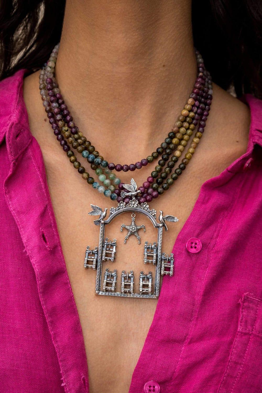 joyas mexicanas gabriela sanchez collar mi fiesta collar gabriela sanchez 28423657127991