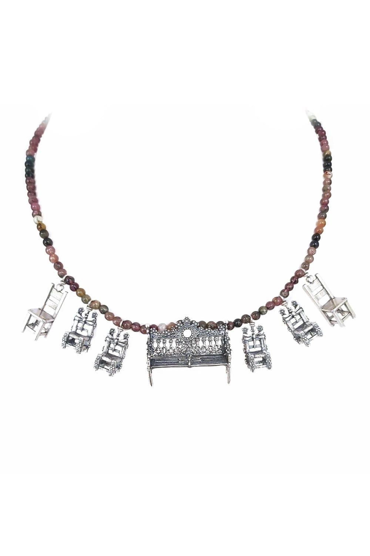 joyas mexicanas gabriela sanchez collar mis sillas de plata collar gabriela sanchez 28405256290359