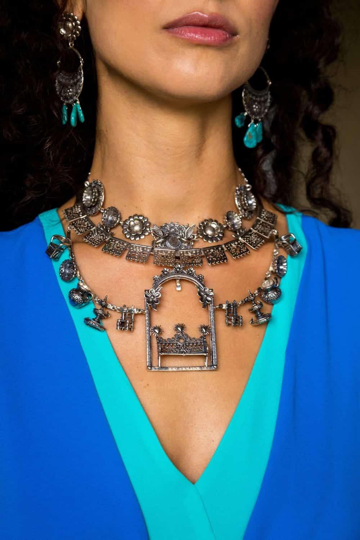 joyas mexicanas gabriela sanchez gargantilla la gran celebracion collar gabriela sanchez 28403559858231