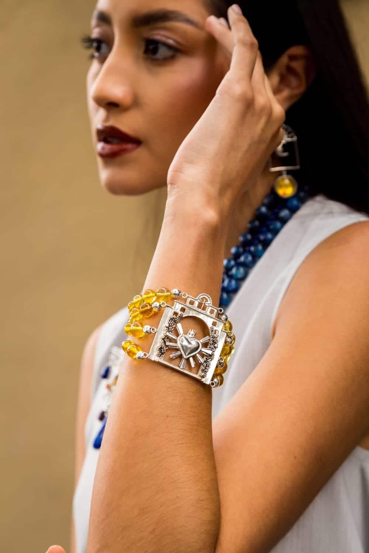 joyas mexicanas gabriela sanchez pulsera puerta del corazon pulsera gabriela sanchez 28403681656887 1