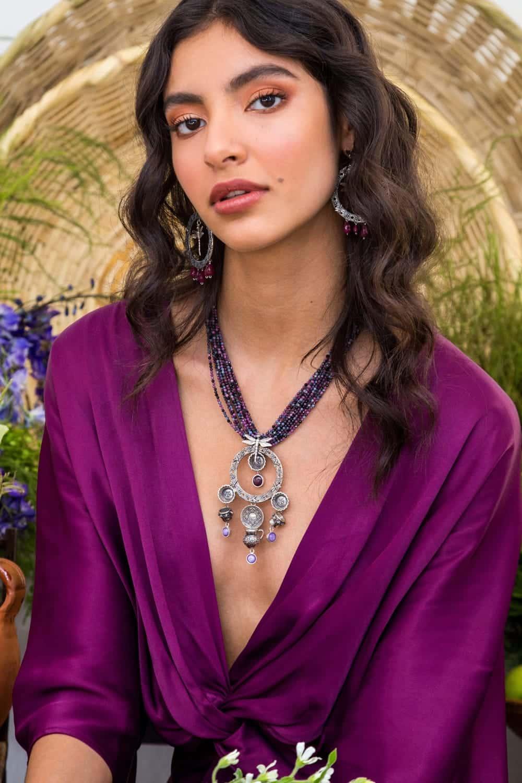 joyas mexicanas gabriela sanchez collar disfrutando cada instante collar gabriela sanchez 28455534723127