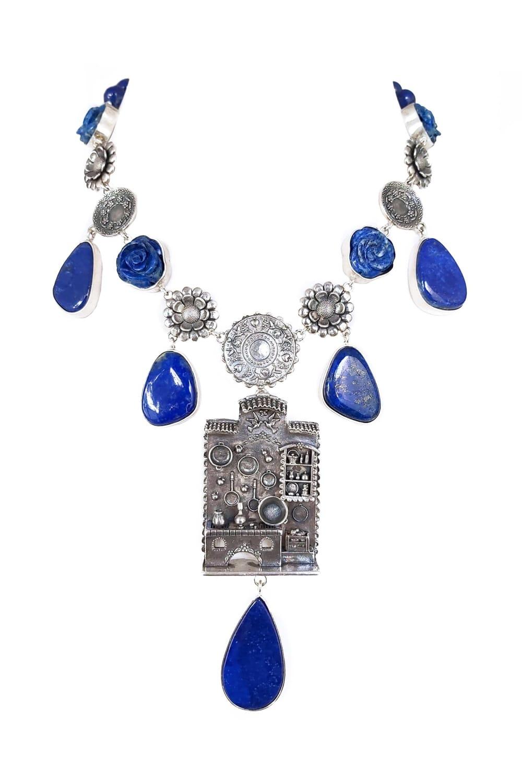 joyas mexicanas gabriela sanchez collar el lugar de encuentro collar gabriela sanchez 28455492091959