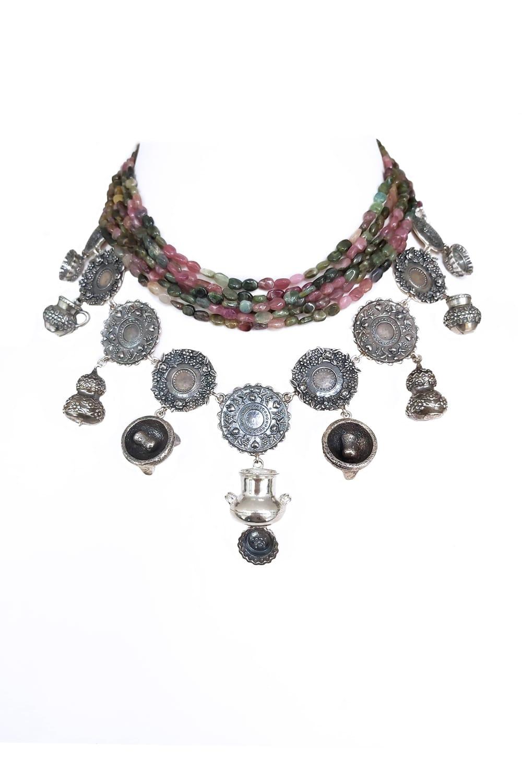 joyas mexicanas gabriela sanchez collar la cocina de la abuela collar gabriela sanchez 28456436531255