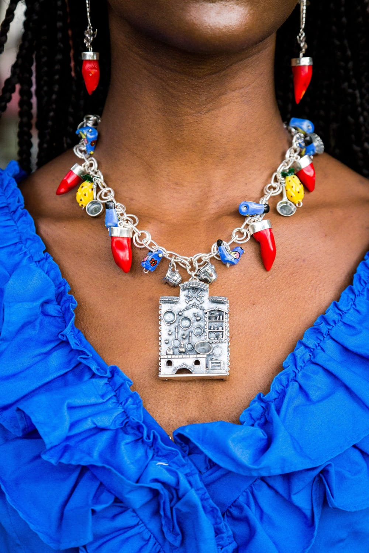 joyas mexicanas gabriela sanchez collar la magia de la cocina collar gabriela sanchez 28455766032439