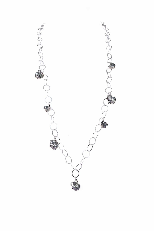 joyas mexicanas gabriela sanchez collar largo jarritos collar gabriela sanchez 28456410972215