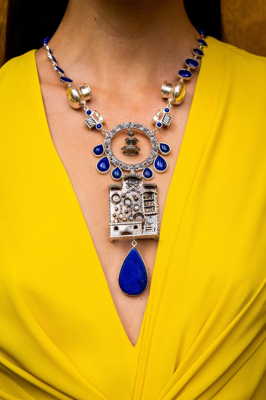 joyas mexicanas gabriela sanchez collar lugar de felicidad collar gabriela sanchez 28455759609911