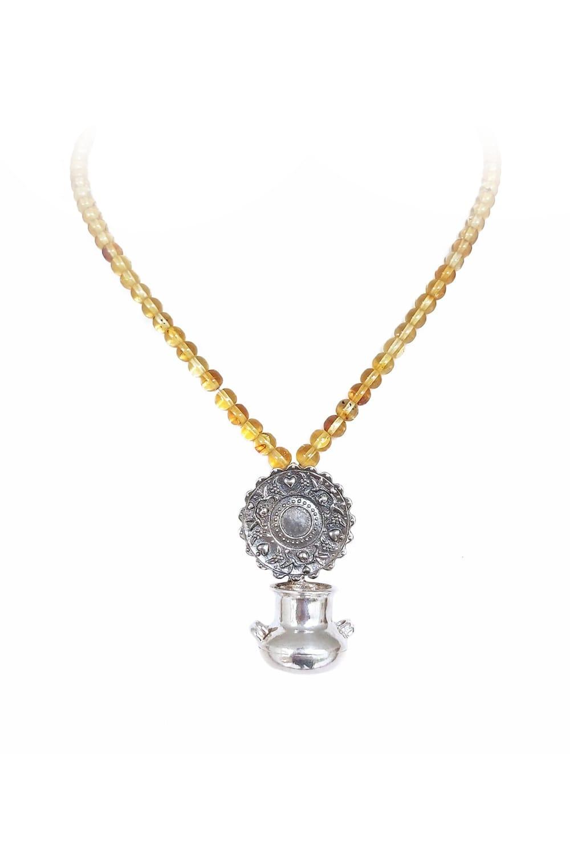 joyas mexicanas gabriela sanchez collar tibor ambar collar gabriela sanchez 28455795982391