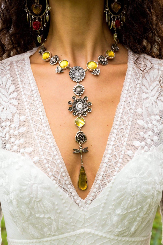 joyas mexicanas gabriela sanchez mi coleccion de platos collar gabriela sanchez 28455531675703